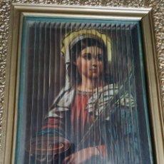 Arte: TRIPTICO MARÍA, ANGELES Y NIÑOS Y ANGELES. Lote 166145302