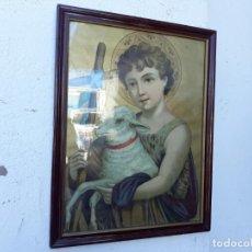 Arte: LAMINA NIÑO. Lote 166174858