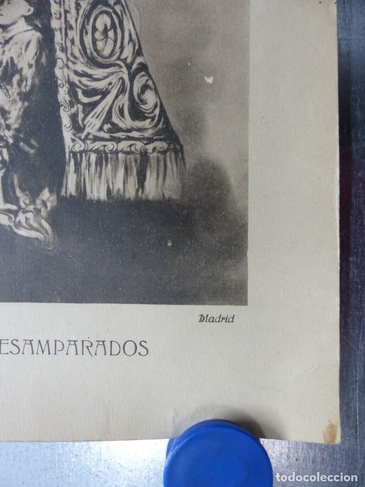 Arte: VALENCIA - NUESTRA SEÑORA DE LOS DESAMPARADOS - GRAFOS, MADRID - Foto 3 - 166258802