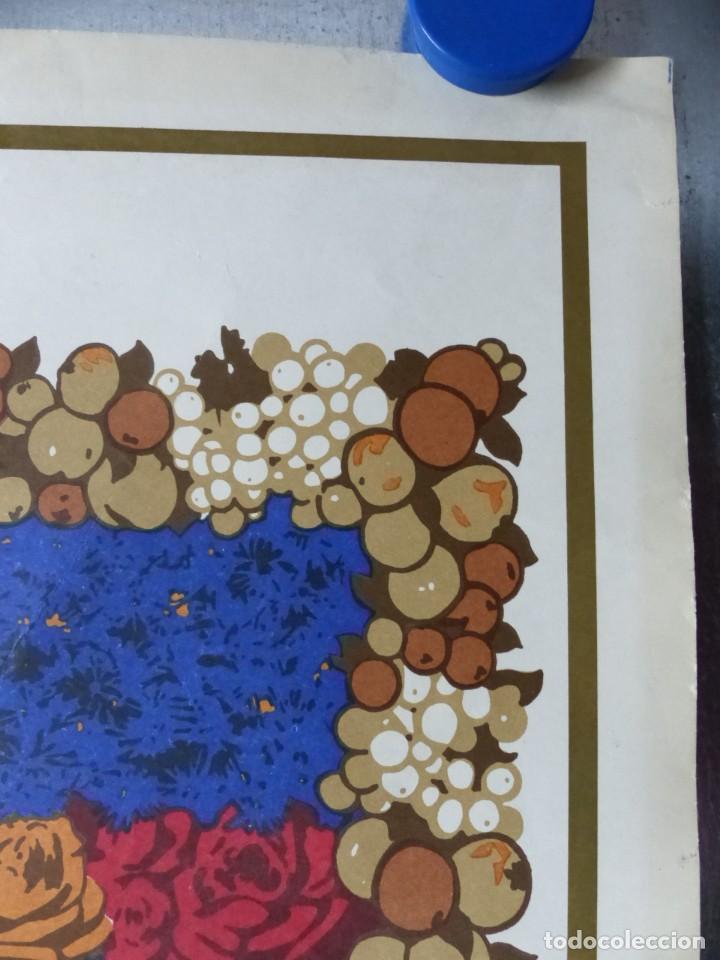 Arte: CINCUENTENARIO CORONACION PONTIFICA DE LA VIRGEN DE LOS DESAMPARADOS - VALENCIA - AÑO 1973 - Foto 4 - 166259690