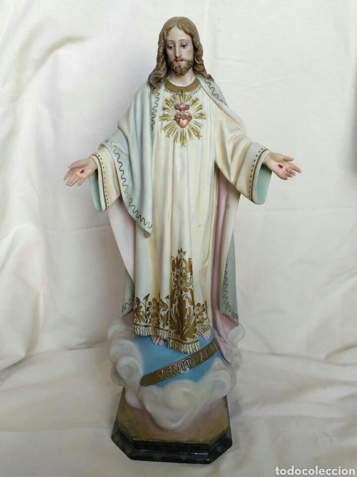 Arte: Sagrado Corazón de Jesús Olot - Foto 2 - 166396034