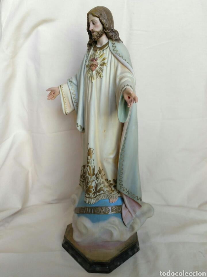 Arte: Sagrado Corazón de Jesús Olot - Foto 3 - 166396034
