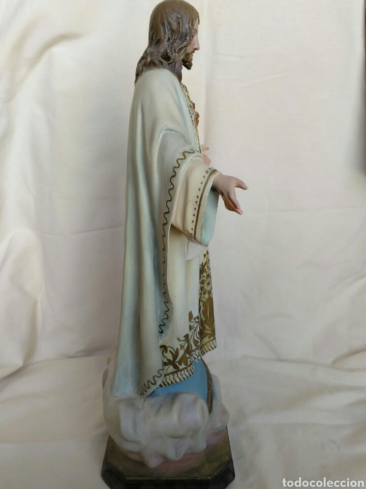 Arte: Sagrado Corazón de Jesús Olot - Foto 4 - 166396034