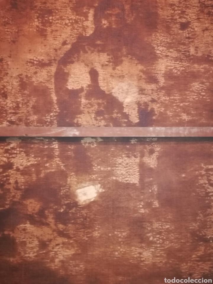 Arte: Inmaculada óleo sobre lienzo XVIII original - Foto 19 - 166720526