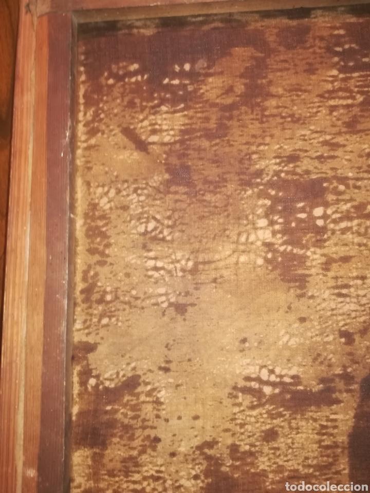 Arte: Inmaculada óleo sobre lienzo XVIII original - Foto 20 - 166720526