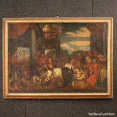 Arte: ANTIGUA PINTURA RELIGIOSA ITALIANA DEL SIGLO XVIII. Lote 166867372