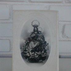 Arte: IMAGEN NUESTRA SEÑORA DEL ROSARIO. INSTITUTO CATOLICO, EDITORIAL LUZ. PALMA, 16. MADRID.. Lote 167053912