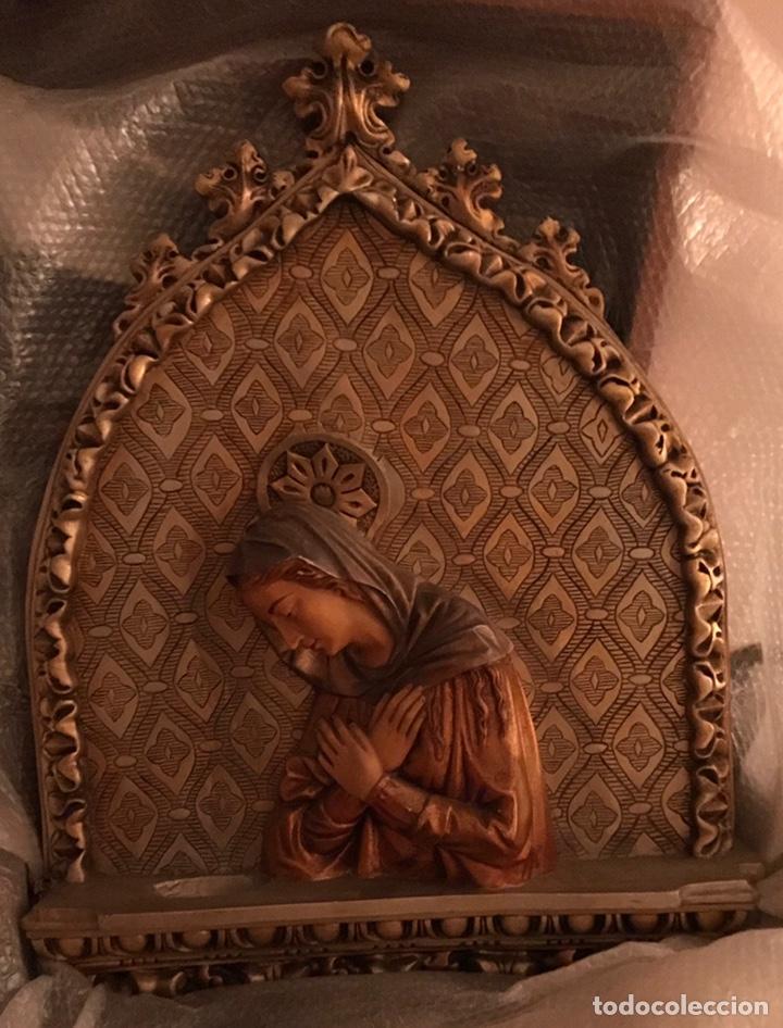 Arte: Impresionante Capilla con imagen de la Virgen - Foto 2 - 137245900