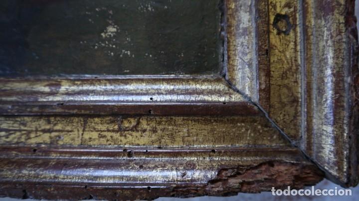 Arte: Calvario. Oleo sobre tabla. Escuela flamenca. Siglo XVI. - Foto 33 - 117955635