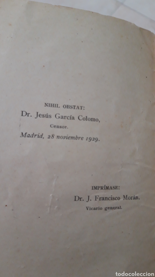 Arte: Novena a San Pedro Claver.Madrid 1929 - Foto 3 - 167712816