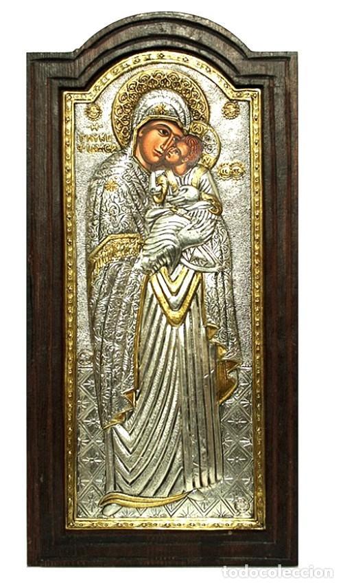 VIRGEN: DULCE BESO (Arte - Arte Religioso - Iconos)