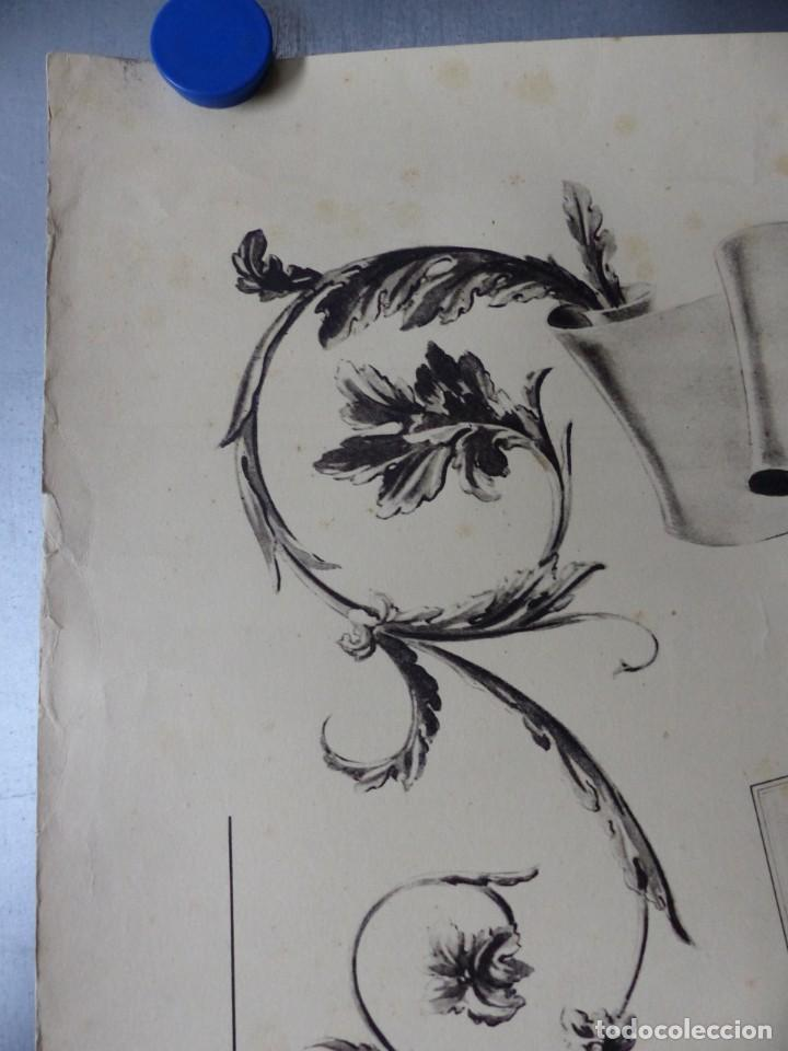 Arte: CARTEL VALENCIA - RECUERDO DE LA GRAN MISION DADA POR LOS P. P. PAULES Y SACERDOTES DEL CLERO - 1949 - Foto 5 - 168085068