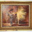 Arte: ÓLEO SOBRE LIENZO MONTSERRAT BARTA SIGLO XX. Lote 168202100