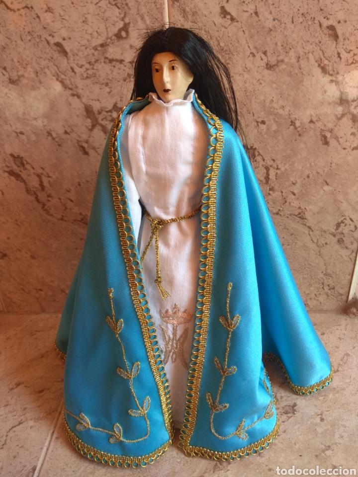 Arte: Virgen Inmaculada Cap i Pota - Actual - Leer Descripción - - Foto 2 - 168921050