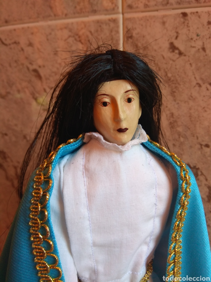 Arte: Virgen Inmaculada Cap i Pota - Actual - Leer Descripción - - Foto 5 - 168921050