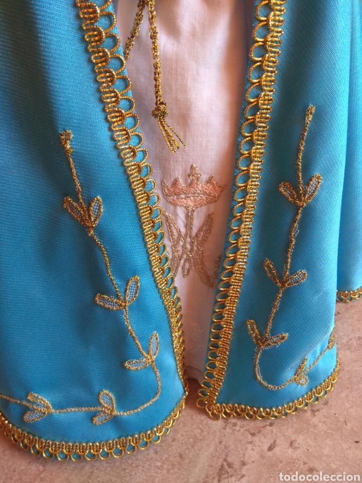 Arte: Virgen Inmaculada Cap i Pota - Actual - Leer Descripción - - Foto 6 - 168921050