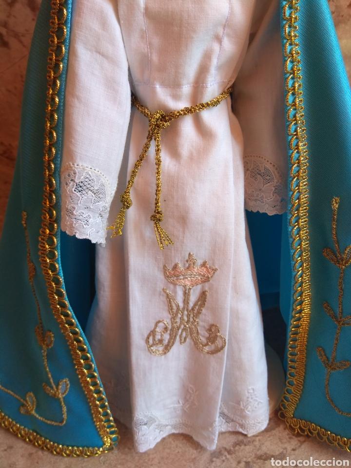 Arte: Virgen Inmaculada Cap i Pota - Actual - Leer Descripción - - Foto 7 - 168921050