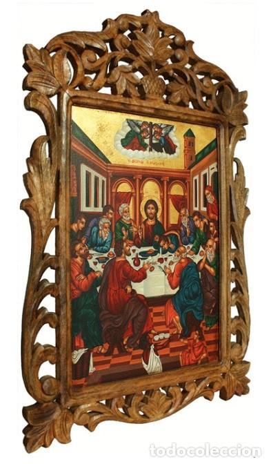 Arte: Santa Cena - Foto 2 - 168950064