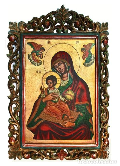 VIRGEN MISERICORDIOSA (Arte - Arte Religioso - Iconos)
