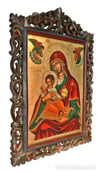 Arte: Virgen Misericordiosa - Foto 2 - 168953020
