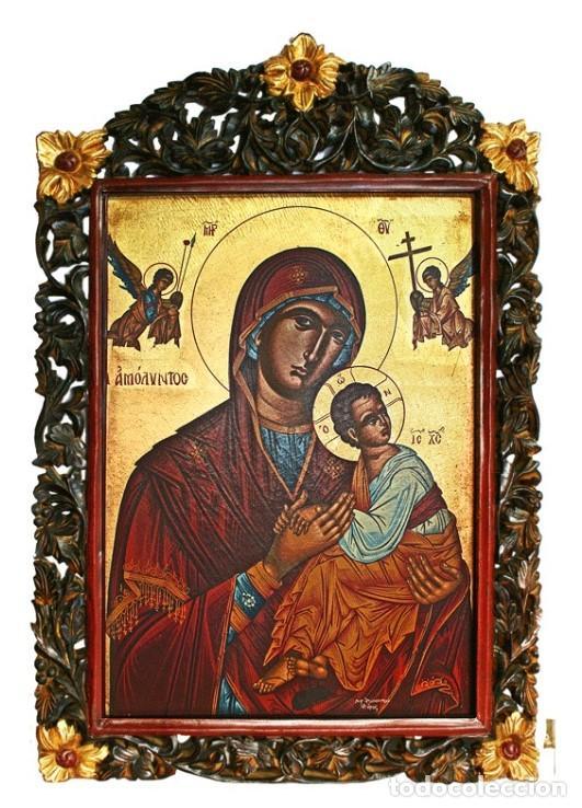 VIRGEN PERPETUO SOCORRO (Arte - Arte Religioso - Iconos)