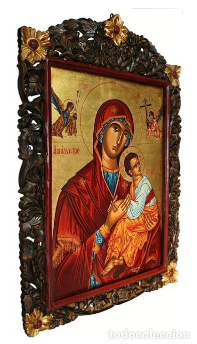 Arte: Virgen Perpetuo Socorro - Foto 2 - 168953716