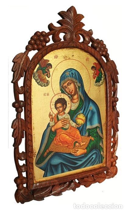 Arte: Virgen Misericordiosa - Foto 2 - 168954372