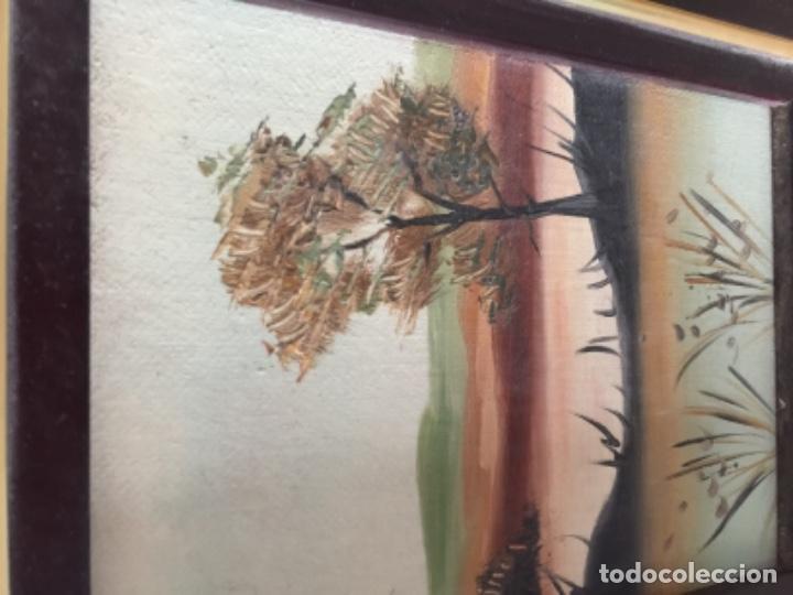 Arte: Oleo con marco vintage - Foto 2 - 169116836