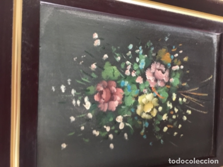 Arte: Oleo con marco vintage - Foto 3 - 169116836