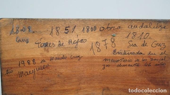 Arte: PRECIOSO CRISTO DE MARFIL. ESCUELA ESPAÑOLA. FINALES SIGLO XVIII-PPIOS. SIGLO XX - Foto 4 - 169458768