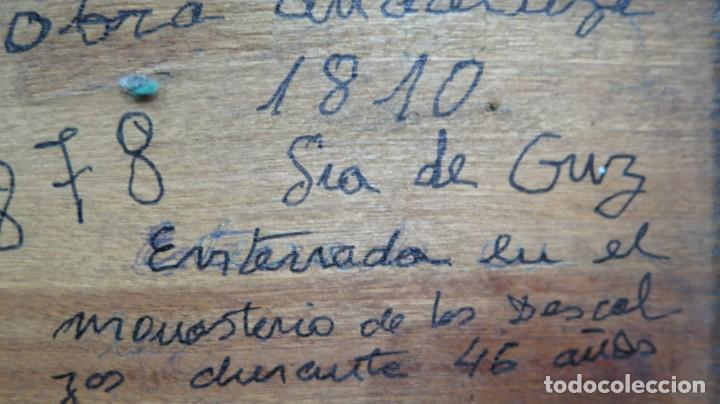 Arte: PRECIOSO CRISTO DE MARFIL. ESCUELA ESPAÑOLA. FINALES SIGLO XVIII-PPIOS. SIGLO XX - Foto 12 - 169458768