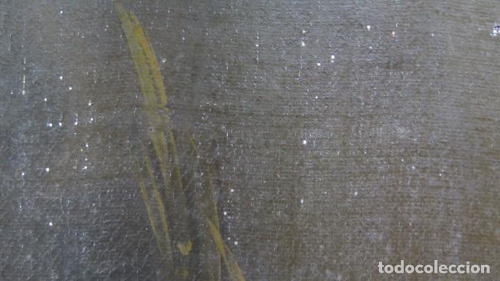 Arte: PRECIOSA SANTA FILOMENA. OLEO S/ LIENZO. ESCUELA ESPAÑOLA. SIGLO XVII-XVIII. MARCO DE EPOCA - Foto 19 - 169684968
