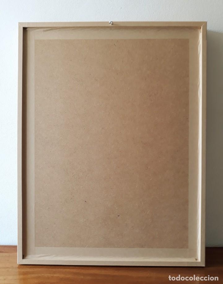 Arte: Litografia Modernista.Alemania. Firmada. Años 80 / 90 - Foto 10 - 170529132