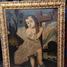 Art: NIÑO DE PASION, S. XVIII. Lote 170965760
