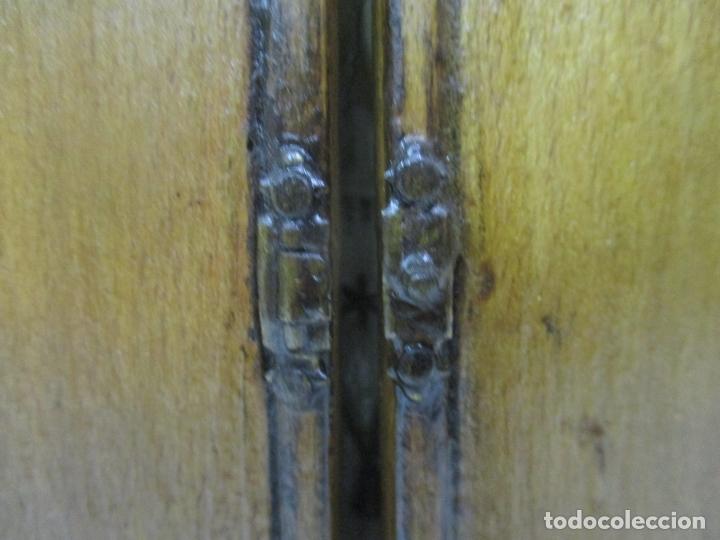 Arte: Preciosa Capilla Limosnera - Virgen de Fátima - Estuco Policromado - Talleres de Olot - Foto 9 - 171017627