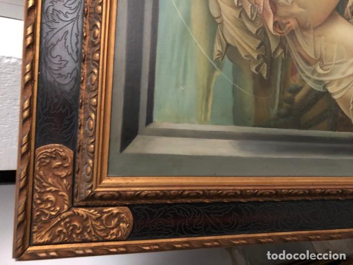 Arte: extraordinaria virgen maria de f. filipo lippi - Foto 8 - 171366558