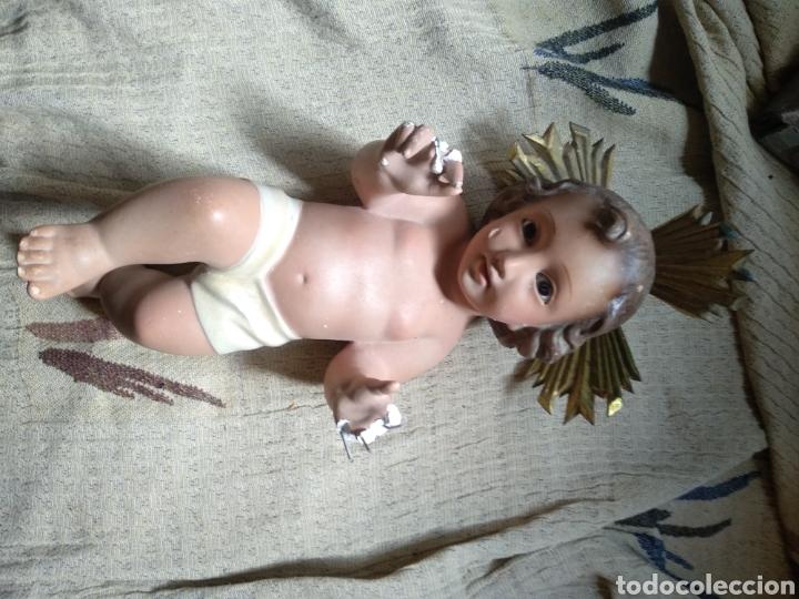 NIÑO JESÚS PARA RESTAURAR (Arte - Arte Religioso - Escultura)