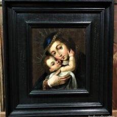 Arte: EXTRAORDINARIA VIRGEN DE BELEN, ESC. ESPAÑOLA S. XVII. Lote 171531238