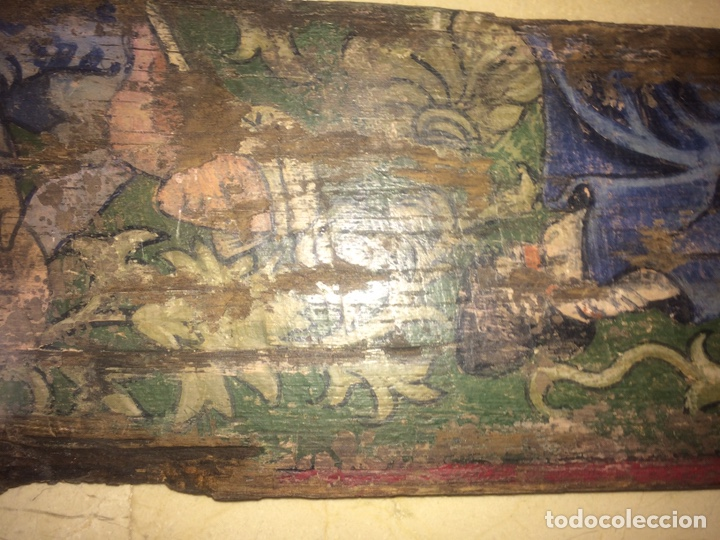 Arte: Tablas policromáticas . S. XVIII - Foto 16 - 171652358