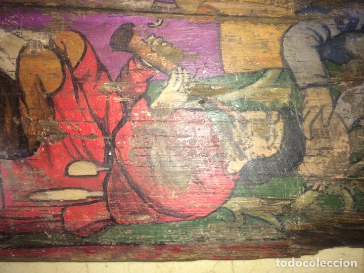 Arte: Tablas policromáticas . S. XVIII - Foto 17 - 171652358
