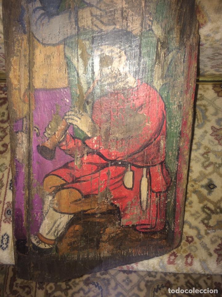 Arte: Tablas policromáticas . S. XVIII - Foto 51 - 171652358