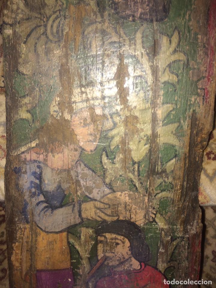 Arte: Tablas policromáticas . S. XVIII - Foto 52 - 171652358