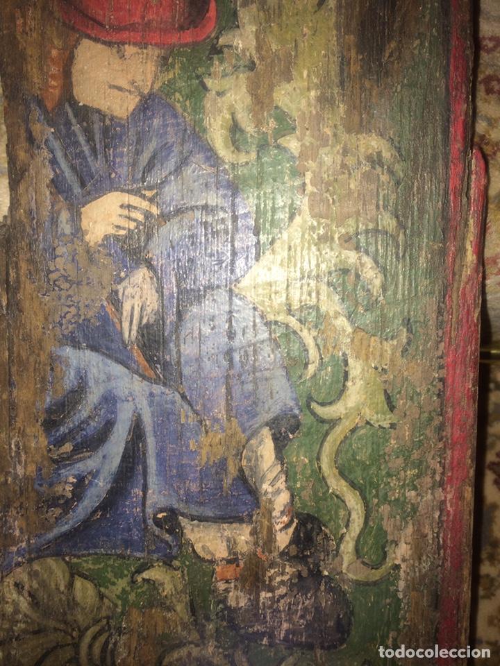 Arte: Tablas policromáticas . S. XVIII - Foto 53 - 171652358