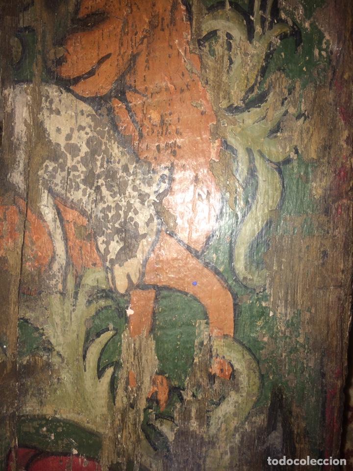 Arte: Tablas policromáticas . S. XVIII - Foto 55 - 171652358
