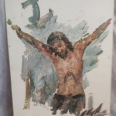 Arte: CRISTO CRUCIFICADO. Lote 171677150