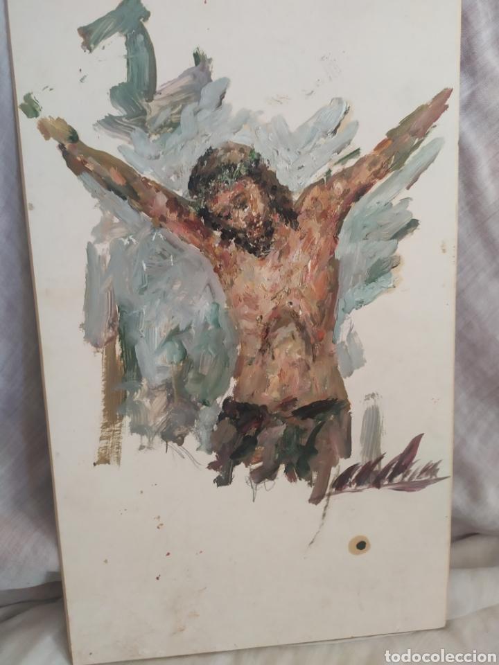 Arte: Cristo crucificado - Foto 2 - 171677150