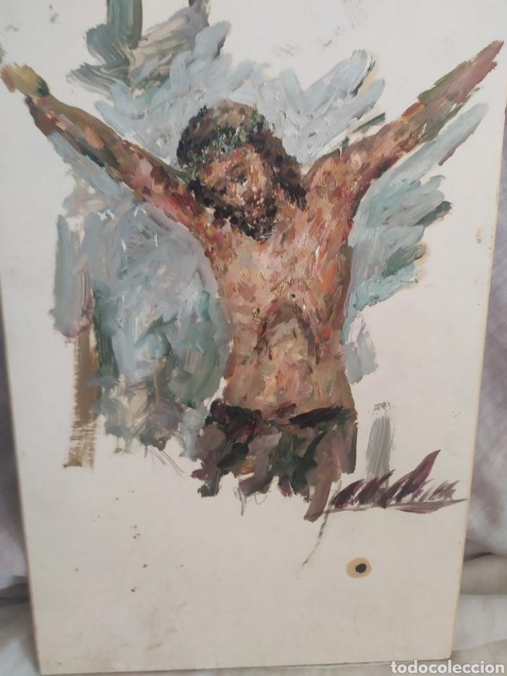 Arte: Cristo crucificado - Foto 3 - 171677150