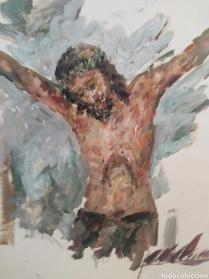 Arte: Cristo crucificado - Foto 5 - 171677150