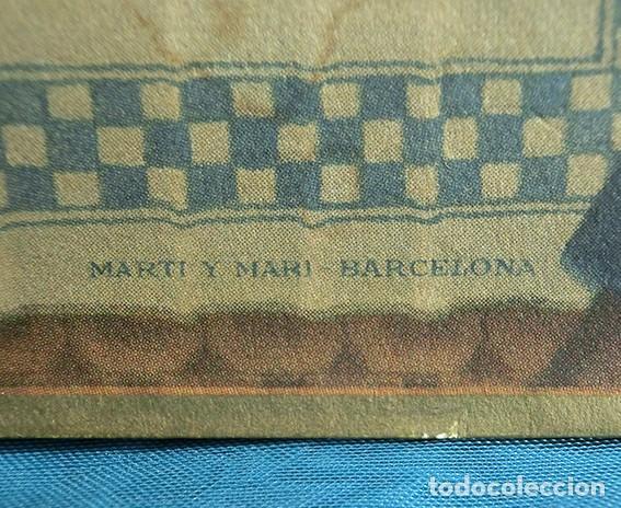 Arte: LA ÚLTIMA CENA - ANTIGUA LITOGRAFÍA RELIGIOSA - JAIME SERRA - MARTÍ Y MARI - BARCELONA - Foto 11 - 172046968