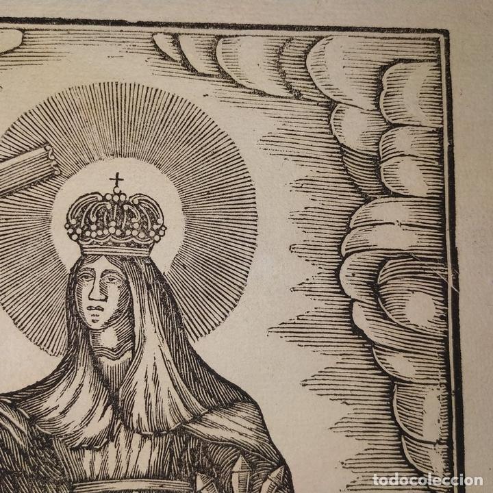 Arte: EL DIVINO PASTOR. SANTA ELENA. GRABADOS. PABLO ROCA. MANRESA. PRINCIPIO XIX - Foto 11 - 172231947